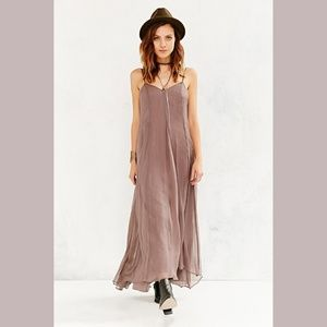 Ecote Dancer Slip Dress from Urban Outfitters